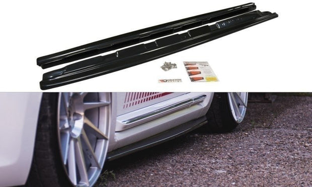 SIDE SKIRTS DIFFUSERS VW BEETLE