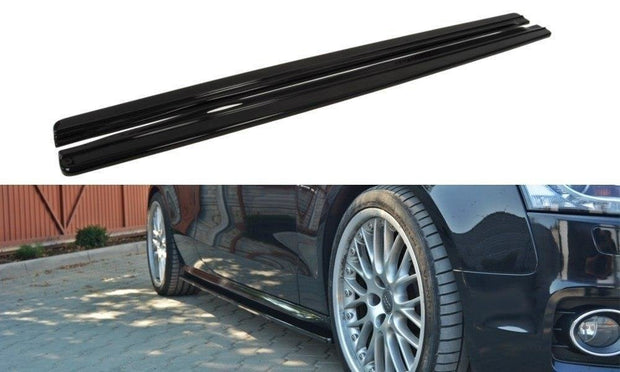 SIDE SKIRTS DIFFUSERS AUDI S5 / A5 / A5 S-LINE 8T / 8T FL
