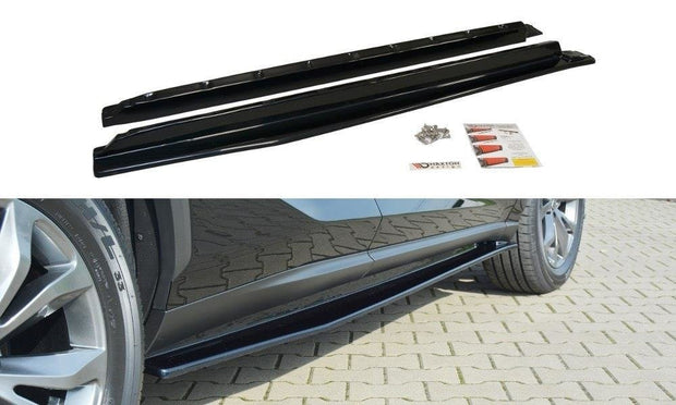 SIDE SKIRTS DIFFUSERS LEXUS NX PREFACE/FACELIFT
