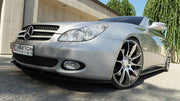 SIDE SKIRTS DIFFUSERS MERCEDES C219