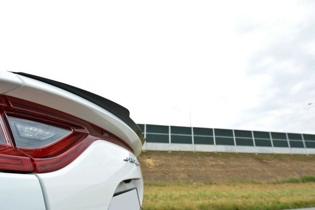 SPOILER EXTENSION KIA STINGER GT