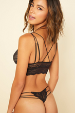 Load image into Gallery viewer, Ceylon Strappy Triangle Bralette