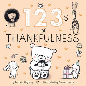 123's of Thankfulness