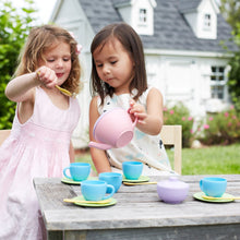 Load image into Gallery viewer, Green Toys Tea Set