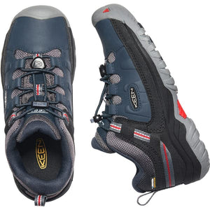 Keen Targhee Low Blue Nights/Red Carpet