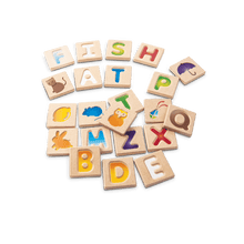 Load image into Gallery viewer, Plan Toys Alphabet A-Z