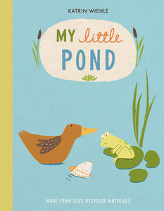 My Little Pond Board Book