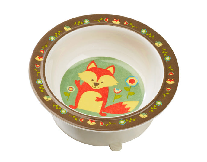 Sugarbooger Suction Bowl (What Did the Fox Eat)