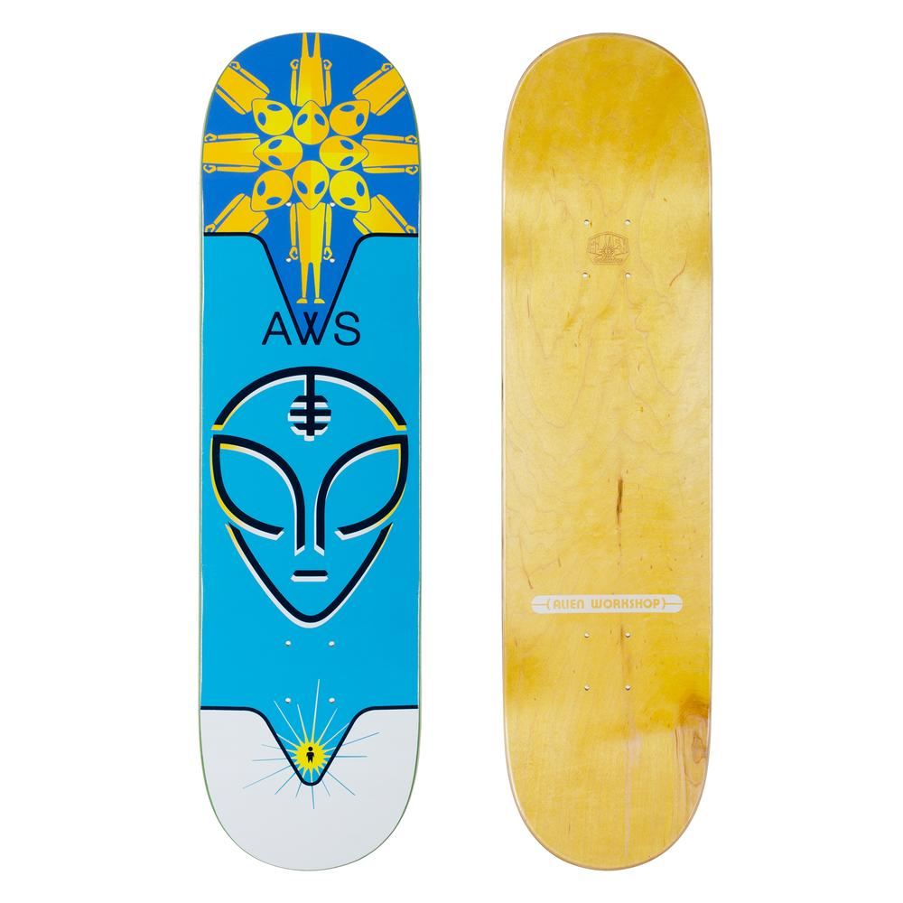 Alien Workshop Deck - Hypnotherapy - 8.25""