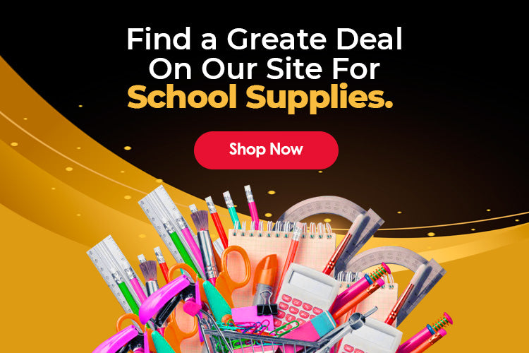Buy School supplies online