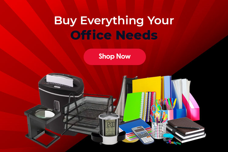 Office supplies and stationery online
