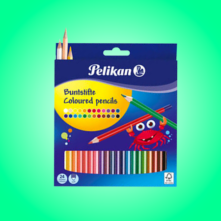 Colored Pencils for students
