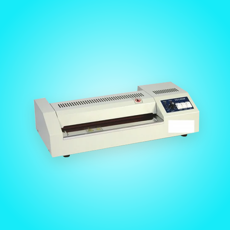Portable laminating machine