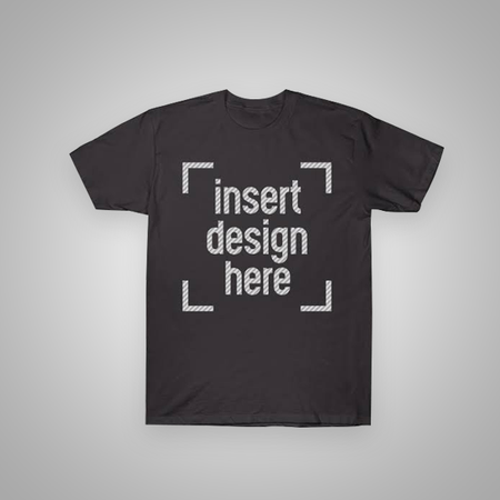 Print your design on T-shirts