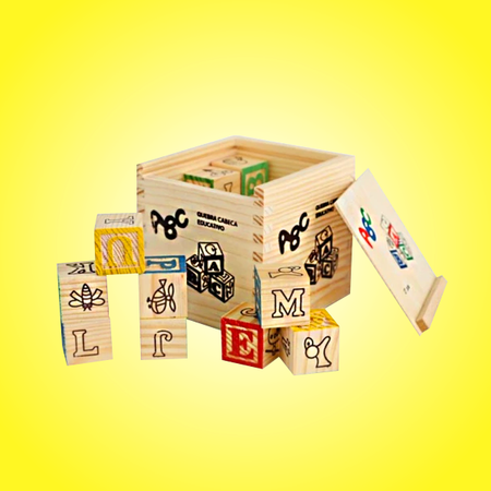 Wooden toys for kids