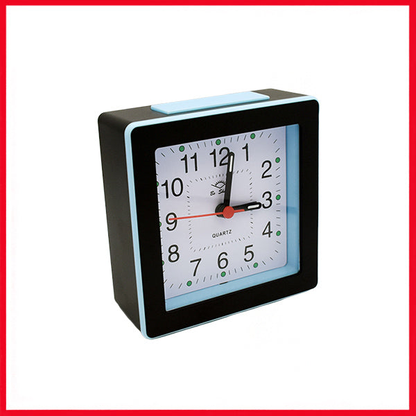Analog Alarm Clock with Snooze