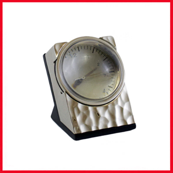 Analog Table Clock Zoom Effect