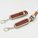 Leather USB in Brown Color (16,GB).