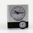Analog Table Clock Square Shape