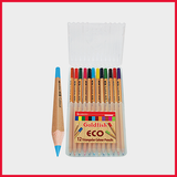 Goldfish ECO Color Pencil Pack Of 12