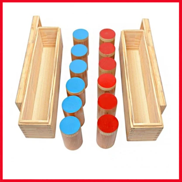 Sound Box Montessori - Montessori Materials