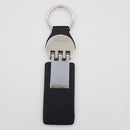 Keychain Leather in Black