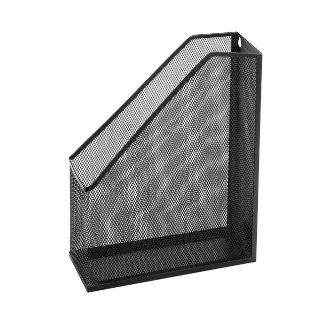 Metal Mesh File Rack Single Magazine Holder