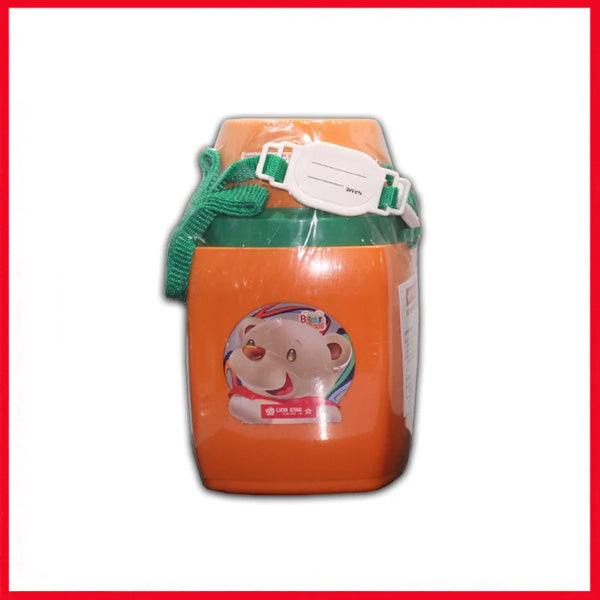 Lion Star Water Bottle For Kids 450ml