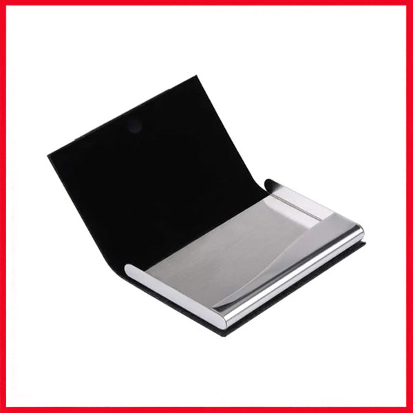 Professional PU Leather Business Card Case