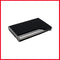 Card Holder Luxury PU Leather & Stainless Steel Card Case