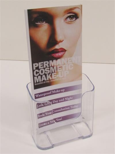 Display Stand 7150 A4 1/3 (Pack Of 2), 11 x 8 x 19 cm (NOT A4 Size)