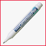 Uni Correction Pen Rolling Ball-Metal 8ml