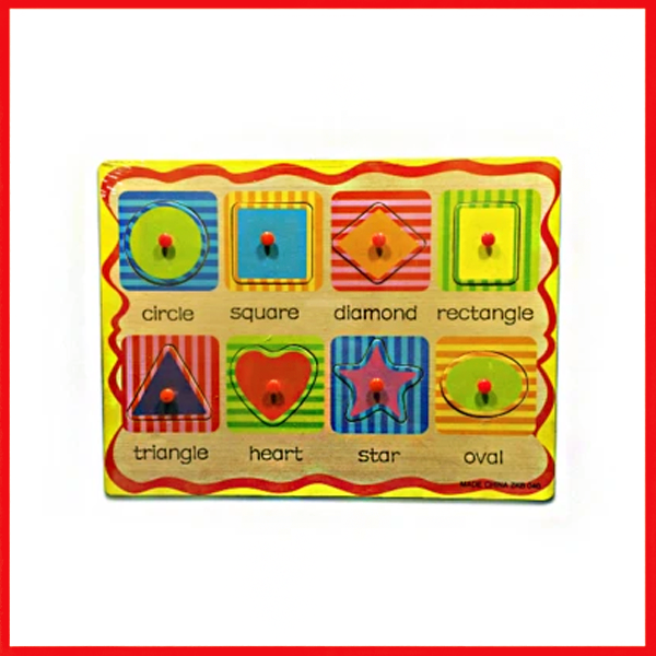 Learning Plates Shapes - Plates Shapes toys