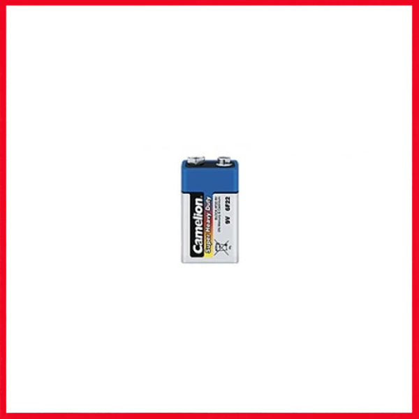 Camelion Super Heavy Duty Blue SHD 9 Volt (1Pc)
