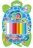 Smile Kids Floating Clay 6 Color Set 50g