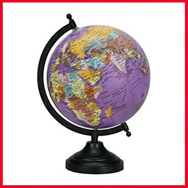 Buy Cheap Globe of the World 14.6 cm.