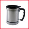 Silver Stainless Steel Standard Travel Mugs