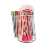 Dux Triwriter Pencils - Lead Pencil Jar 72pcs - Hb Pencils