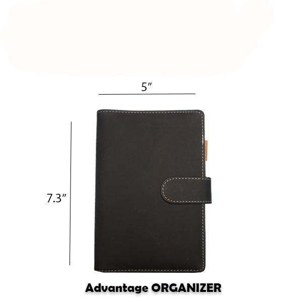 Advantage Organizer - Planners Organizers - Daily Planner