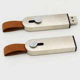 Executive Metal USB Flash Drive (16,GB).