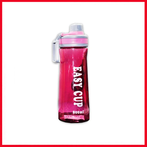 Easy Cup Water Bottle For School 800ml - Any Color