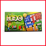 Moon Glow Ludo For Kids And Family