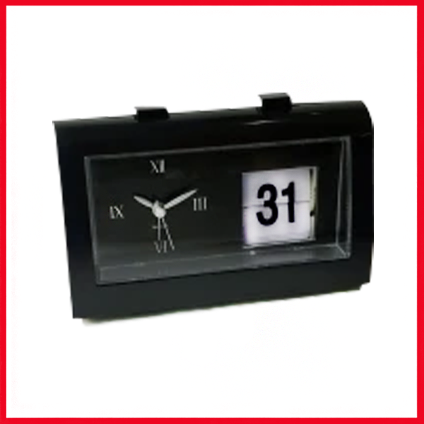 Creative luminous Small Clock Table.