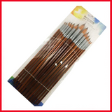 Worison Round Brush Set Pack of 13