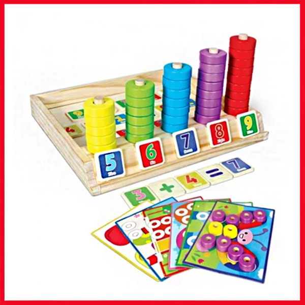 Interesting Puzzle & Counting Box Fun puzzle arithmetic box