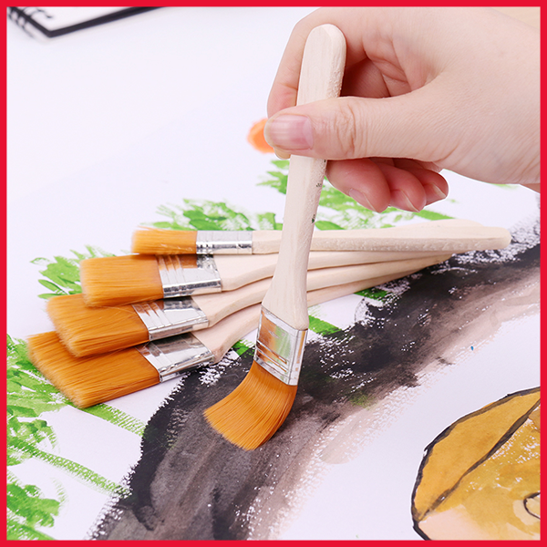 Nylon Base Making Paint Brush Set