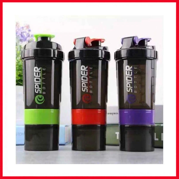 Spider Bottle 500 ml Shaker