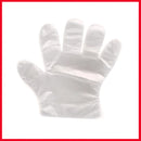 Disposable Polythene Gloves-50 Pairs