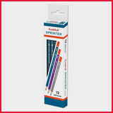 Goldfish Sprinter HB Pencil Pack of 12