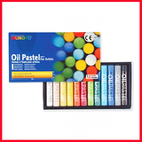 Mungyo Oil Pastels – Pack of 12 – Full Sticks MOP -12